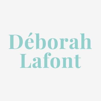 Logo - Déborah Lafont