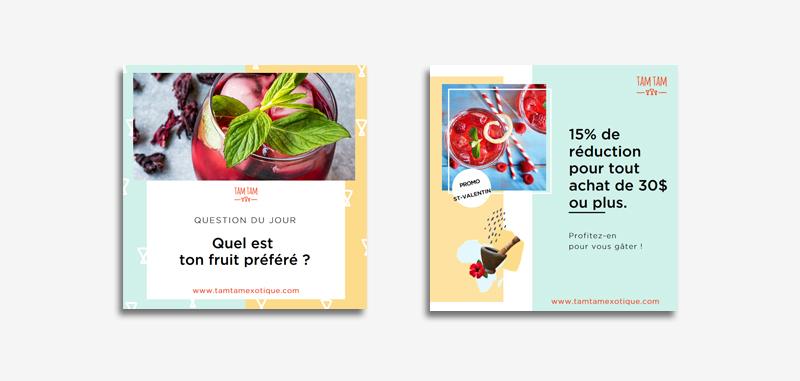 Publications - Tam-tam