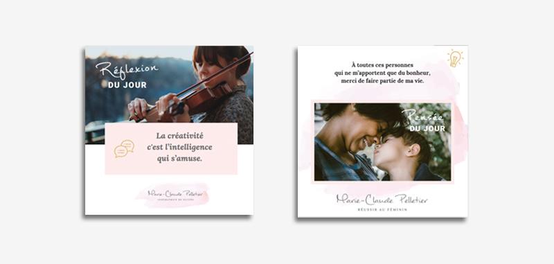 Publications - Marie-Claude pelletier