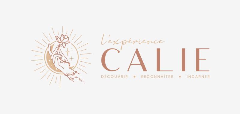 Logo - L'expérience CALIE