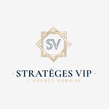 Logo - Stratèges VIP